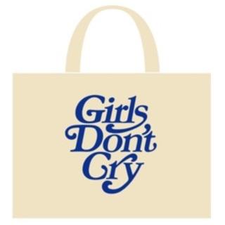 シュプリーム(Supreme)のGirls Don't Cry  トートバッグ (トートバッグ)