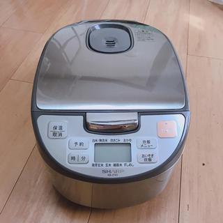 シャープ(SHARP)の2015年製 シャープ 炊飯器 5.5号(炊飯器)