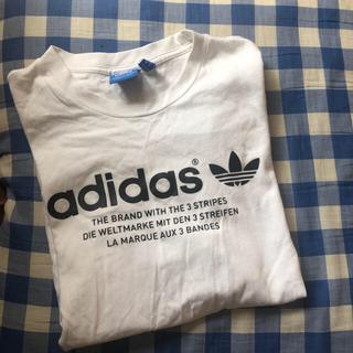 アディダス(adidas)のTシャツ 古着(Tシャツ(半袖/袖なし))