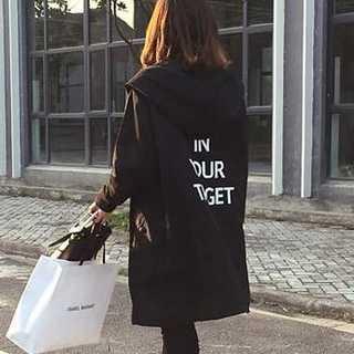 新作☆ナイロンジャケット モッズコート オルチャンファッション(モッズコート)