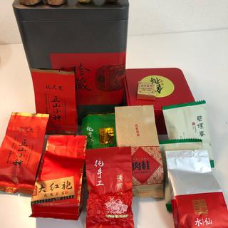 中国茶各種 14包(茶)