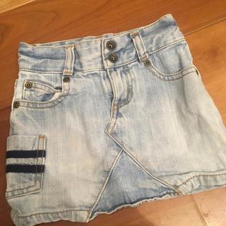 ラルフローレン(Ralph Lauren)のミニスカート 90センチ ラルフローレン(スカート)