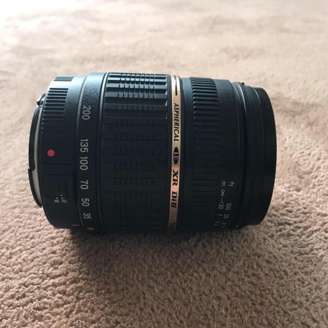 TAMRON(タムロン)のTamron AF 18-200mm F3.5-6.3 Macro スマホ/家電/カメラのカメラ(レンズ(ズーム))の商品写真