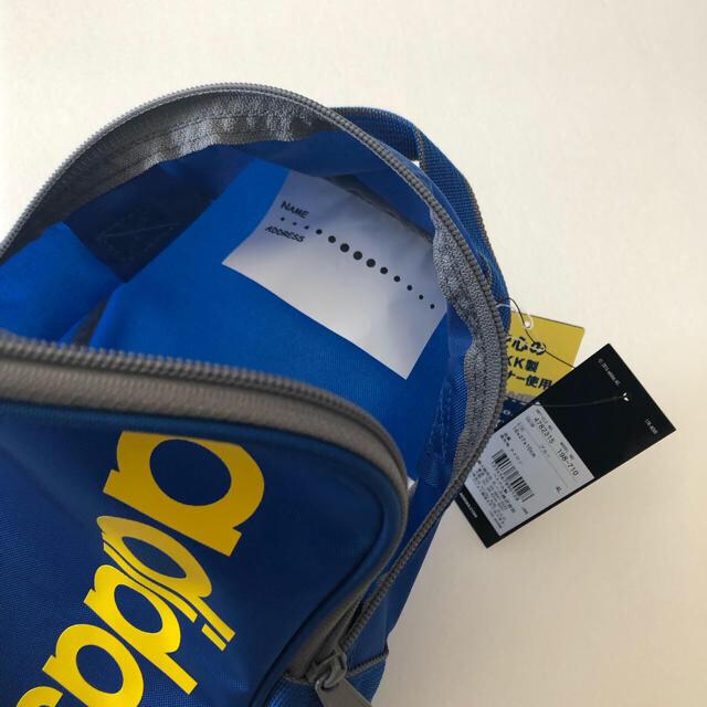 adidas(アディダス)のアディダス シューズバッグ ジュニア スポーツ/アウトドアのサッカー/フットサル(シューズ)の商品写真