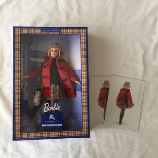 BURBERRY BLUE LABEL - バーバリー    バービー人形