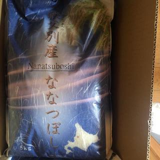秩父別産 5キロ(米/穀物)