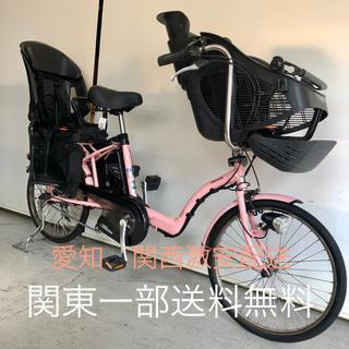 439 パナソニック ギュットミニ 20インチ 3人乗り 8.9ah 電動自転車(自転車本体)