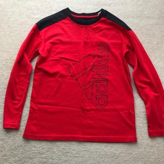 アディダス(adidas)のadidas ロングTシャツ 160(Tシャツ/カットソー)