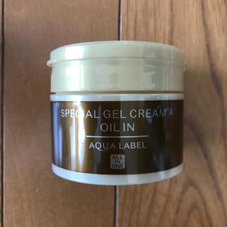 アクアレーベル(AQUALABEL)のアクアレーベル  スペシャルジェル オイルイン(オールインワン化粧品)