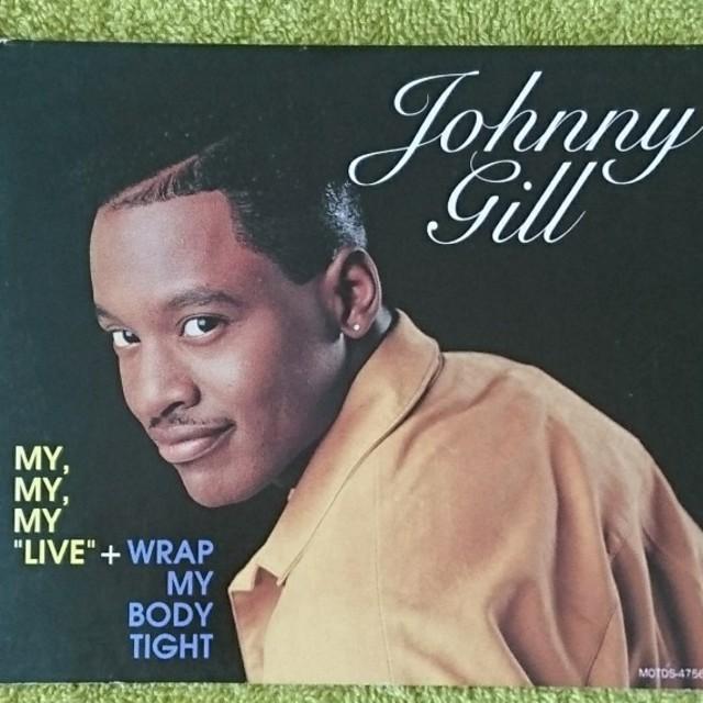 """Johnny Gill My, My, My """"Live"""" エンタメ/ホビーのCD(R&B/ソウル)の商品写真"""
