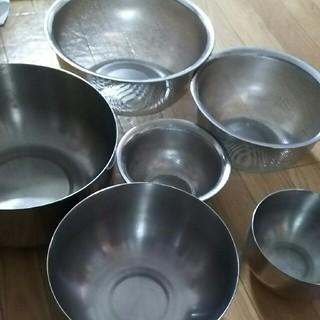 アムウェイ(Amway)のアムウェイミキシングボウルセット(調理道具/製菓道具)