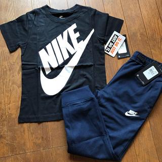 ナイキ(NIKE)の【新品】ナイキ NIKE セットアップ 116〜122(Tシャツ/カットソー)