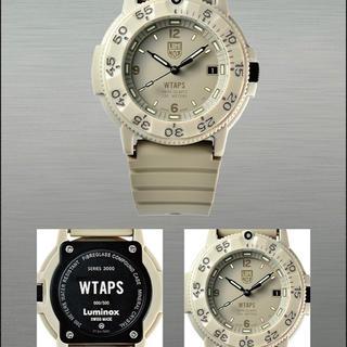 ダブルタップス(W)taps)のWTAPS  NAVY SEALS 3000 LUMINOX 新品 限定500本(腕時計(アナログ))