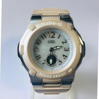 ベビージー(Baby-G)の【 CASIO ★ Baby-G 】ソーラー充電&電波時計Tripper(腕時計)