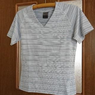 ナイキ(NIKE)の美品 NIKE DRI・FIT スポーツシャツ レディース L(ウェア)