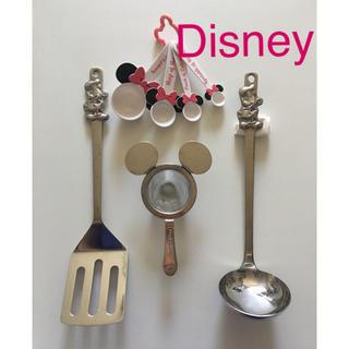 ディズニー(Disney)のDisney 調理器具 ♡ ④セットです❗️(調理道具/製菓道具)