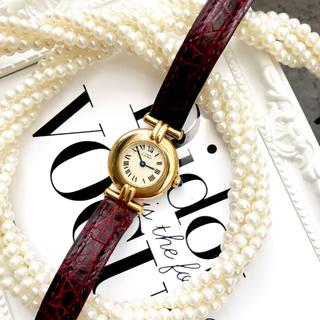 カルティエ(Cartier)のゆりゆり様 確認用(腕時計)