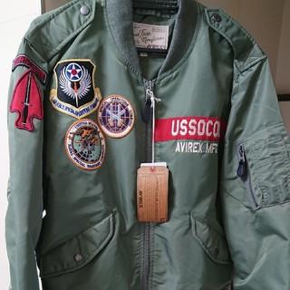 アヴィレックス(AVIREX)のAVIREX L-2 ジャケット(フライトジャケット)