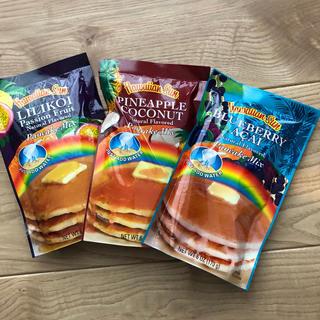 新品 3袋 ハワイアンサン ハワイパンケーキミックス ハワイお土産