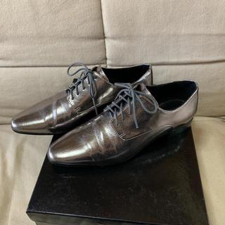 ザラ(ZARA)のZARA ブルーチャー 36(ローファー/革靴)