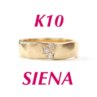 アガット(agete)のSIENA ダイヤモンド リング(リング(指輪))