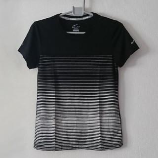 ナイキ(NIKE)のNIKE 半袖 スポーツシャツ レディース M(ウェア)