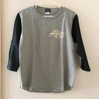 アールディーズ(aldies)のALDIES ラグランTシャツ(カットソー(長袖/七分))