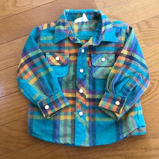 daddy oh daddy - チェックシャツ
