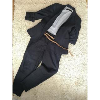 ザラ(ZARA)のZARA BASIC セットアップスーツ(スーツ)