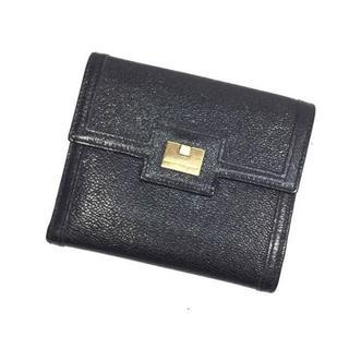 928a72ea1922 Salvatore Ferragamo - 163 サルヴァトーレ フェラガモ Wホック コンパクト財布