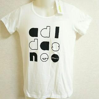 アディダス(adidas)の新品 未使用 adidas Tシャツ(Tシャツ(半袖/袖なし))