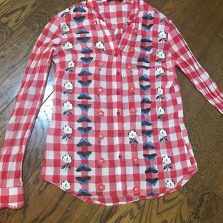 デシグアル(DESIGUAL)のデシグアル チェックシャツ(シャツ/ブラウス(長袖/七分))