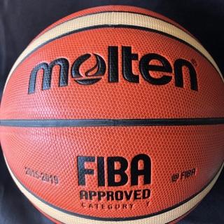モルテン(molten)のmoltenバスケットボール7号(バスケットボール)