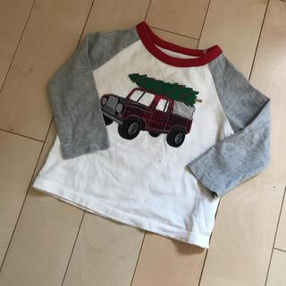 ベビーギャップ(babyGAP)のベビーギャップ ロンT 90(Tシャツ/カットソー)