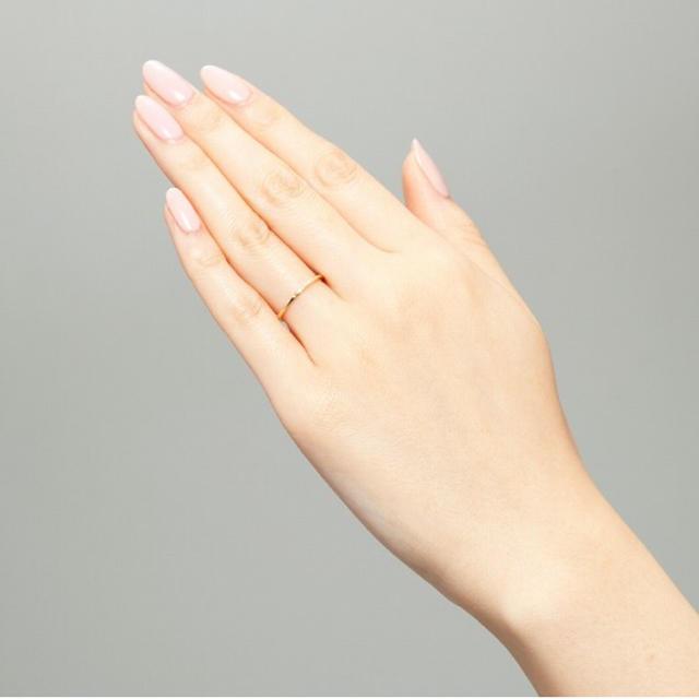 AHKAH(アーカー)のAHKAH メテオールリング レディースのアクセサリー(リング(指輪))の商品写真