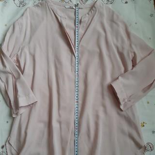ユニクロ(UNIQLO)の7分袖シャツ(シャツ/ブラウス(長袖/七分))