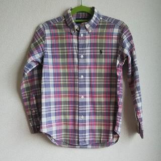ラルフローレン(Ralph Lauren)のRALPH LAUREN シャツ 130cm(Tシャツ/カットソー)