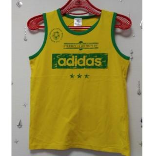 アディダス(adidas)のAdidas ノースリーブスTシャツ 150(Tシャツ/カットソー)