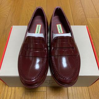 ハンター(HUNTER)のHUNTER レインローファー(レインブーツ/長靴)