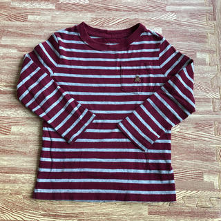 ベビーギャップ(babyGAP)のベビーギャップ ボーダー ロンT(Tシャツ/カットソー)