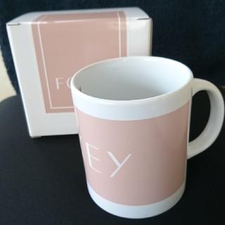 フォクシー(FOXEY)のFOXEYマグカップ(グラス/カップ)