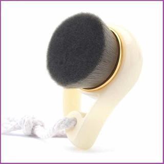【高品質♪】洗顔用フェイスブラシ 手動毛穴 美顔器(洗顔ネット/泡立て小物)