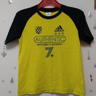アディダス(adidas)のAdidas Tシャツ 150(Tシャツ/カットソー)