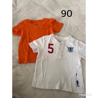 ベビーギャップ(babyGAP)のGAP 90cm  Tシャツ 2枚セット(Tシャツ/カットソー)