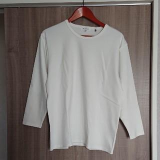 タケオキクチ(TAKEO KIKUCHI)のタケオキクチ 白ロンT(Tシャツ/カットソー(七分/長袖))