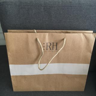 ロンハーマン(Ron Herman)の【RonHerman】ロンハーマン 紙袋 ショップ袋(ショップ袋)