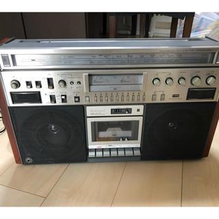 ナショナル、カセットラジオ、RX-5700(ラジオ)