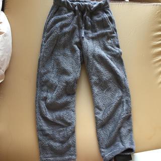 ユニクロ(UNIQLO)の美品 ユニクロ ミッキー ディズニー フリース もこもこ パジャマ ズボン 下(ルームウェア)