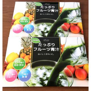 めっちゃたっぷりフルーツ青汁60包(青汁/ケール加工食品 )
