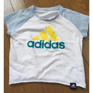 アディダス(adidas)のアディダス ティーシャツ キッズ(Tシャツ/カットソー)